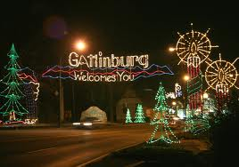 Gatlinburg winter magic