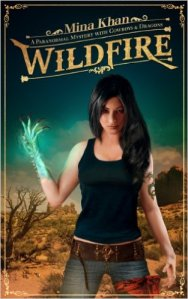 Wildfire-A Paranormal Mystery with Cowboys & Dragons