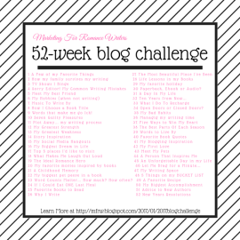 badge-52 Week Blog Challenge