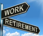 Work-and-Retirement-Street-Sign