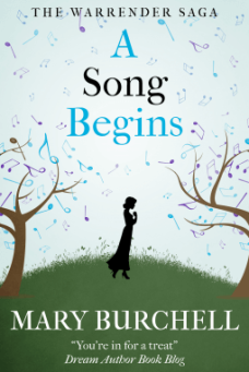 a-song-begins-by Mary Burchell