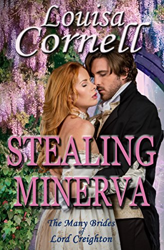 Stealing Minerva by Louisa Cornell