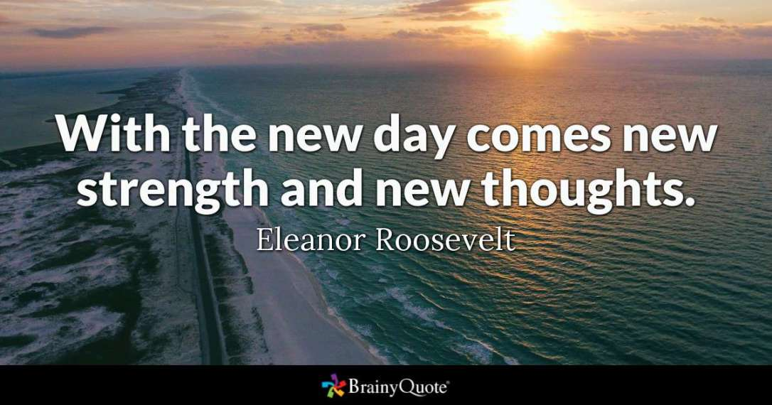 Monday Motivation - Eleanor Roosevelt