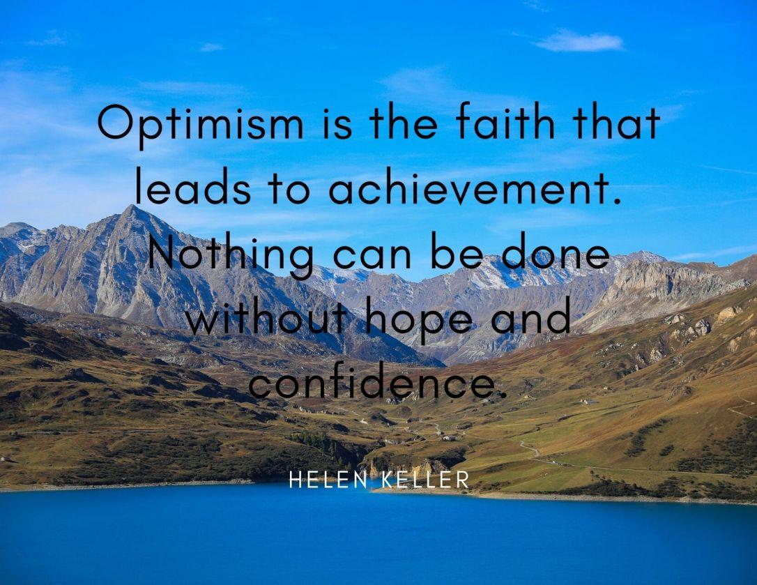 Monday Motivation by Helen Keller